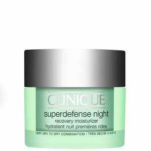 - Superdefense Night Recovery Moisturizer for Very Dry to Dry Combination Skin 50ml / 1.7 fl.oz.  for Women