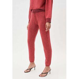John Elliott - Women's Two Tone Cashmere Sweatpants / Solar X Black