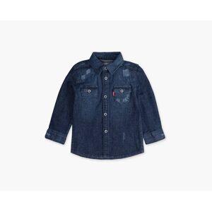 Levi's 12-24M Barstow Western Shirt Chambray - Boys XXL16  - Knoxville - Size: XXL16