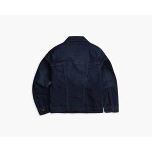 Levi's Girls 4-6x Denim Trucker Jacket 6X  - Tailored Indigo - Size: 6X