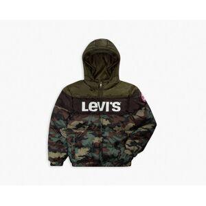 Levi's Boys (8-20) Puffer Jacket  - Cypress Camo - Size: XXL6