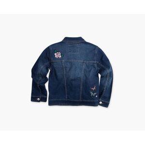 Levi's Girls 2T-4T Denim Trucker Jacket XXL6  - Rockabilly - Size: XXL6