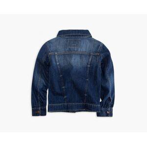 Levi's Boys 4-7x Denim Trucker Jacket 6  - Siren - Size: 6