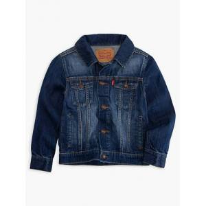 Levi's Boys 4-7x Denim Trucker Jacket XXL6  - Siren - Size: XXL6