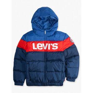 Levi's Boys Rocket Puffer Jacket XXL6  - Dress Blues - Size: XXL6