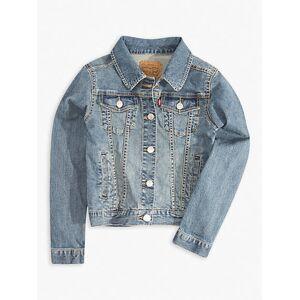 Levi's Girls 4-6x Denim Trucker Stretch Jacket XXLT  - Vintage Waters - Size: XXLT