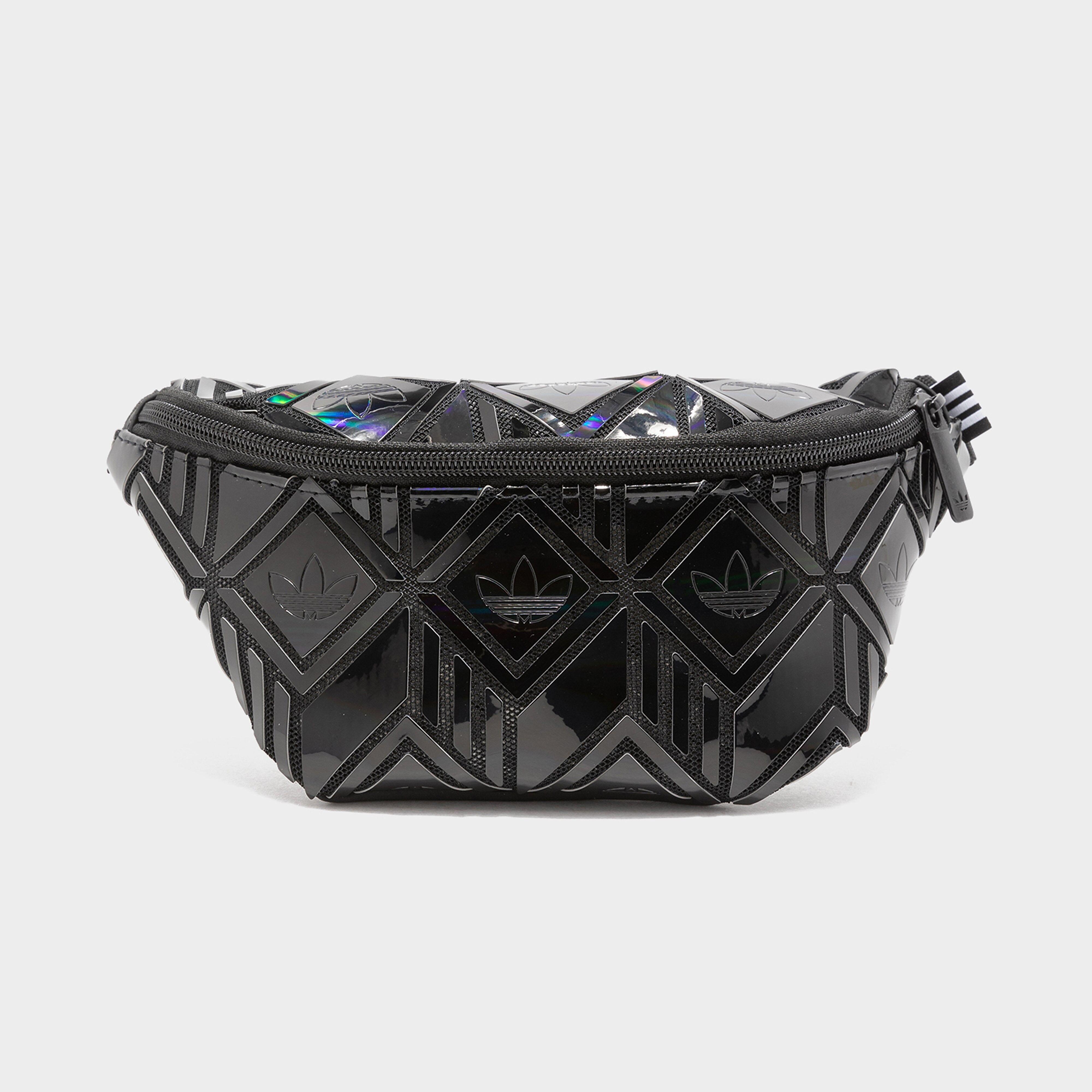adidas Originals Waist Bag - Womens - BLACK