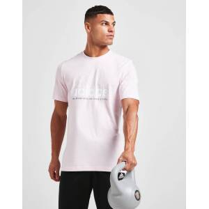 adidas Badge of Sport Outline T-Shirt - Only at JD - Mens - Pink