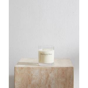 Bed Threads Olive Leaf & Thyme Candle by Bed Threads - Bed Threads