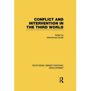 Routledge Conflict Intervention in the Third World