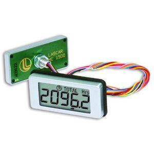 Lascar Electronics Lascar EMC 1500 LCD Hour Meter, 5-Digit