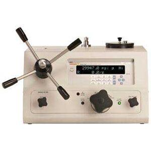 Fluke Corporation Fluke 6531-200M-B E-DWT Electronic Deadweight Tester, 40 to 200 mPa, 6K to 30K PSI