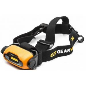 GearWrench 83137 Rechargeable Head Lamp, 200 lm