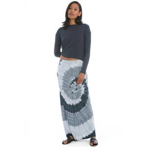 Hard Tail Forever Wrap Skirt - Spiral Wash 1 - M