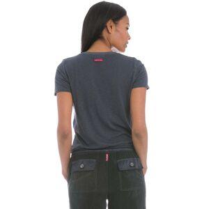 Hard Tail Forever Easy Crew Slub T-Shirt - Onyx - S