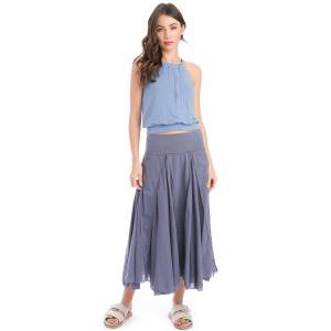 Hard Tail Forever Rolldown Diamond Skirt - Dusk - XS