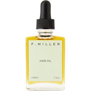 F. Miller Hair Oil, 30 mL  - - - Size: UNI