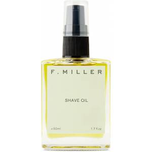 F. Miller Shave Oil, 50 mL  - - - Size: UNI