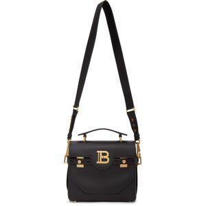 Balmain Black BBuzz 23 Shoulder Bag  - 0PA Noir - Size: UNI