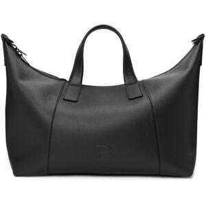 Balenciaga Black Large Hourglass Tote  - 1000 BLACK - Size: UNI