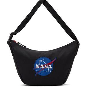 Balenciaga Black Space Sling Bag  - 1000 BLACK - Size: UNI