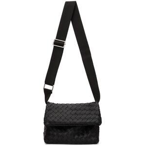 Bottega Veneta Black Fold Bag  - 8803 BLACK SILVER. - Size: UNI