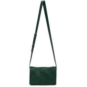 Bottega Veneta Green Cassette Bag  - 3035 RAINTREE GOLD - Size: UNI