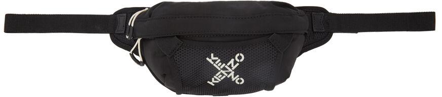 Black Mini Sport Belt Bag  - 99 - BLACK - Size: UNI