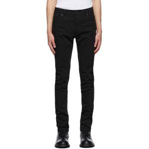 Ann Demeulemeester Black Slim-Fit Jeans  - BLACK - Size: 32