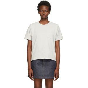 A.P.C. Grey Hope T-Shirt  - LAA Grey - Size: Medium