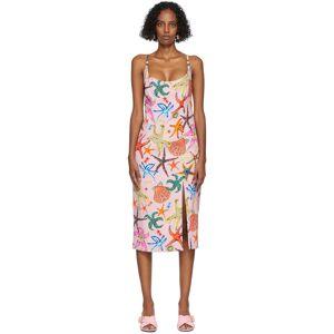 Pink Trésor De La Mer Dress  - 5P020 Pink - Size: 2X-Small