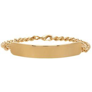 A.P.C. Gold Darwin Bracelet  - RAA OR - Size: 2X-Small