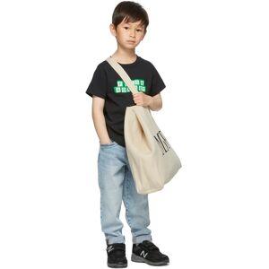 Museum of Peace & Quiet SSENSE Exclusive Kids Black Blocks Little Kids T-Shirt  - BLACK - Size: 2T