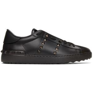 Valentino Garavani Black Valentino Garavani Rockstud Untitled Sneakers  - 0NO NERO/NE - Size: 41.5