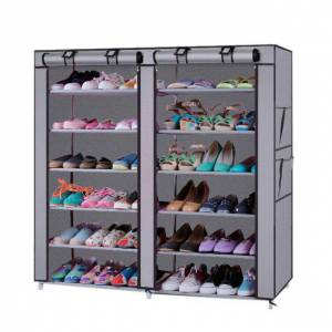 DailySale 36-Pair: Shoe Rack Storage Organizer