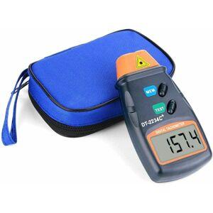 DailySale AGPtek Professional Digital Laser Photo Tachometer Non Contact RPM Tach Auto