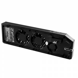DailySale Agptek Xbox One Cooling Fan 3 Cooler with 2 Ports USB Hub