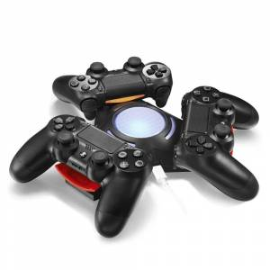 DailySale PS4 Dualshock Three Controller Charger