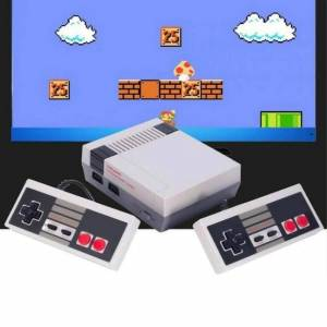 DailySale Retro Gaming Console with 600+ Classic Games