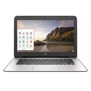 "DailySale HP 14"" Chromebook G1 4GB 16GB Black"