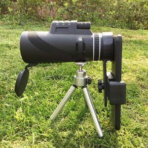 40x60 HD Night Vision Portable Monoculars Telescopes