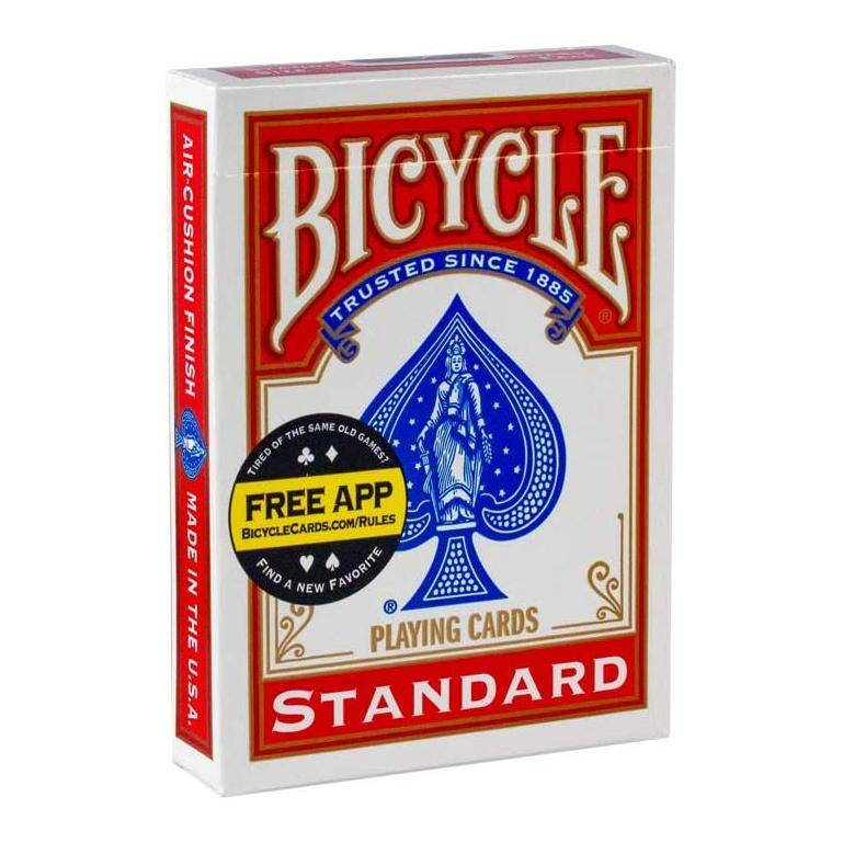 24-Pack: Bicycle Standard Playing Card