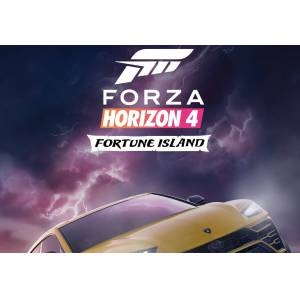 Kinguin Forza Horizon 4 - Fortune Island DLC XBOX One CD Key