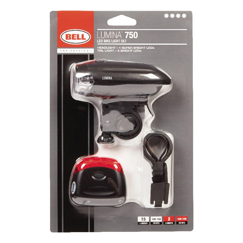 Bell Sports Lumina Composite LED Bike Light Black