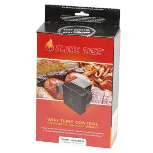 Boss Flame Boss WiFi Enabled Grill Temperature Control