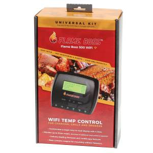 Boss Flame Boss Digital WiFi Enabled Grill Temperature Control