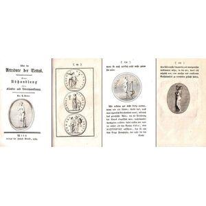 Richter, C. [= Pseudonym von Johann Anton Franz Dalléra]: Über die Attribute der Venus. Eine Abhandlung für Künstler und Alterthumskenner. Von C. Ric