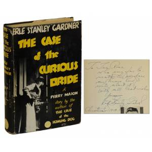 The Case of the Curious Bride Gardner, Erle Stanley [Near Fine] [Hardcover]