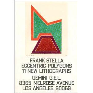 Frank Stella : Eccentric Polygons, 11 New Lithographs Frank Stella [ ]