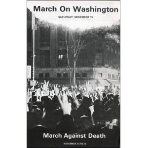 March Against Death - March on Washington Dave Dellinger, Coretta King, Dr. Benjamin Spock, George Wald, Arlo Guthrie, Jimi Hendrix, Richie Havens, P